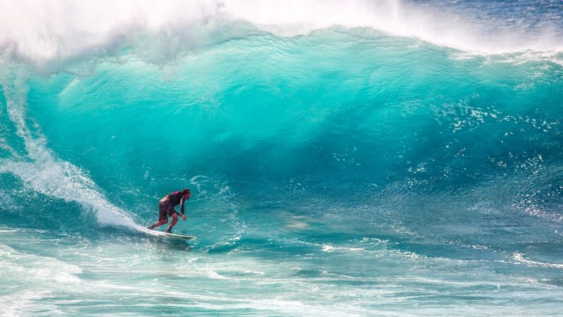 Taking surfing to another level