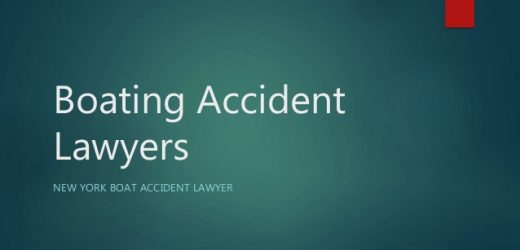Learn more what is the cause of most boating accidents